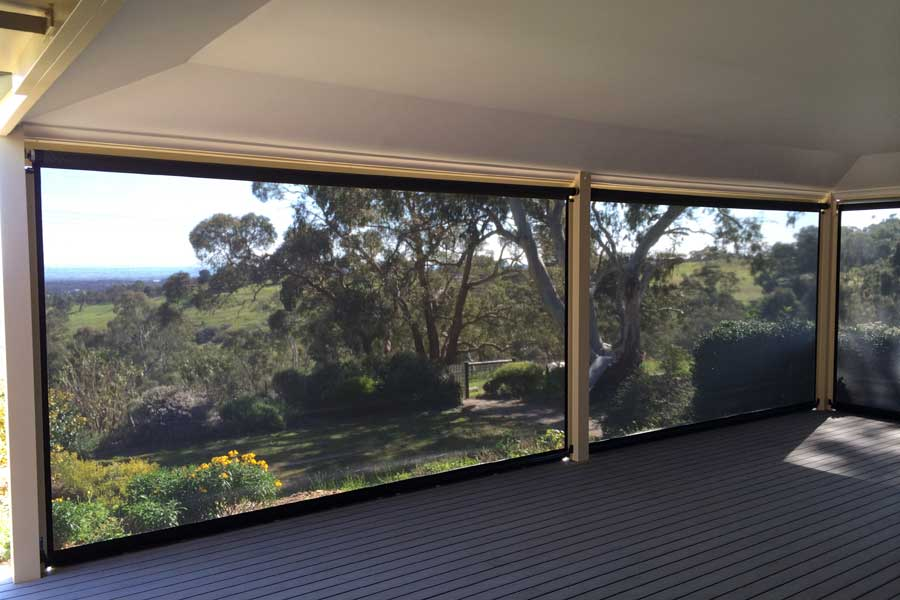 Curtains Reynella - Outdoor Blinds