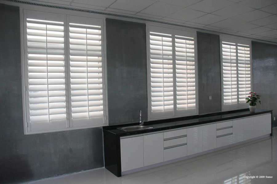 Plantation Shutters Hallett Cove - Style