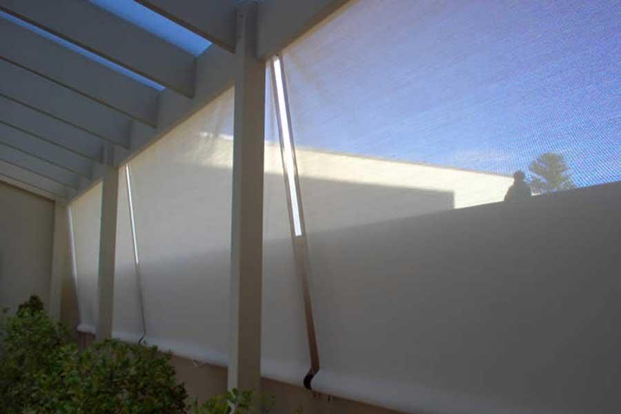 Sunshade Outdoor Blinds